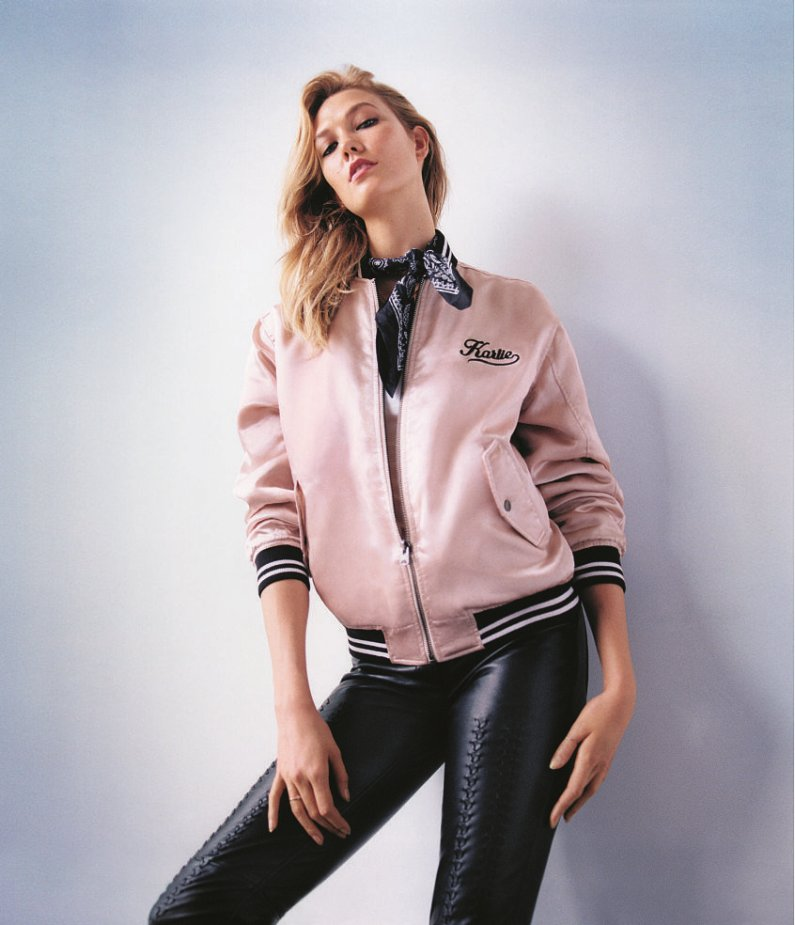 Karlie Kloss is the face of Topshop\'s new campaign