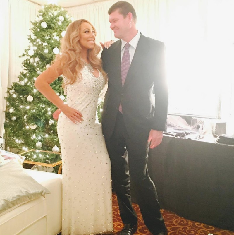 Mariah Carey Is Engaged!