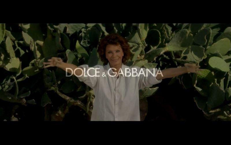 Sophia Loren stars in Dolce & Gabbana\'s new beauty campaign