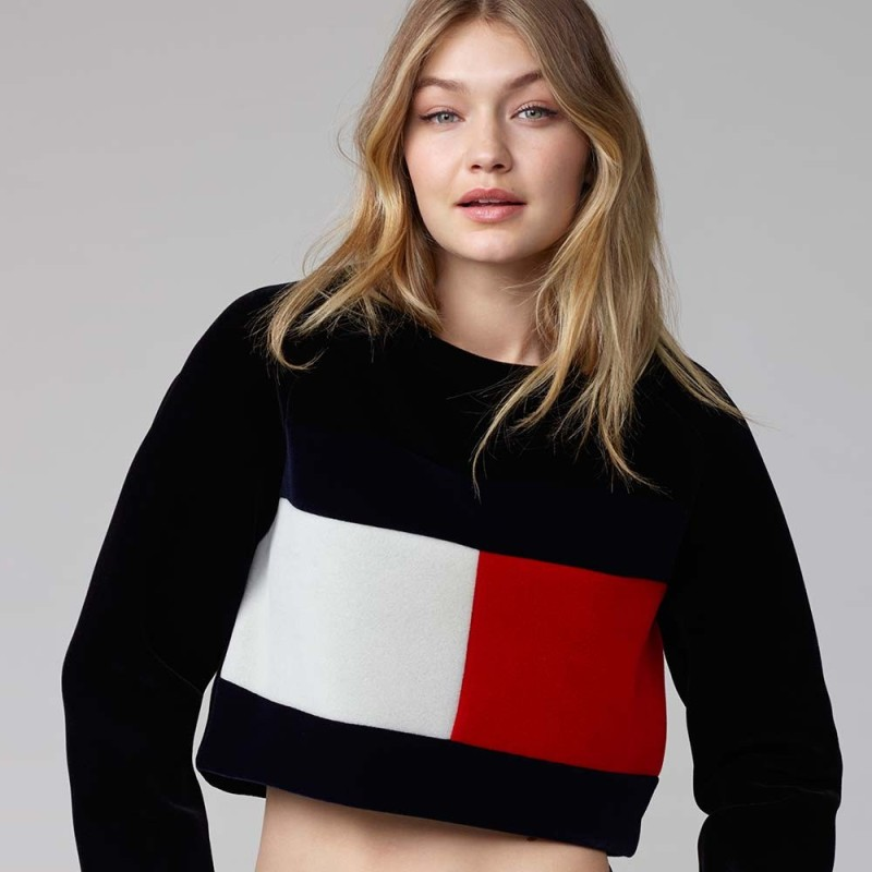Gigi Hadid Turns Designer For Tommy Hilfiger