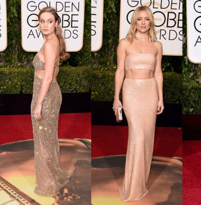 The Best Red Carpet Looks & Trends From The 2016 Golden Globes Awards