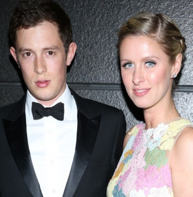 Nicky Hilton is expecting her first child