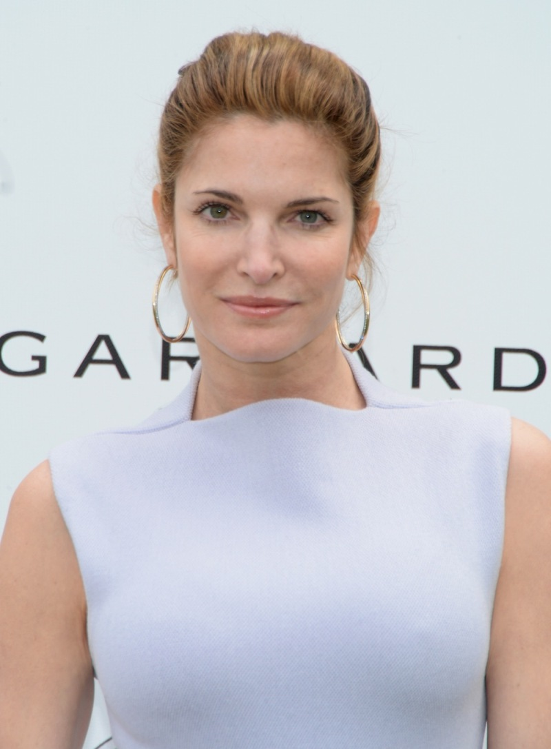 Supermodel Stephanie Seymour Arrested