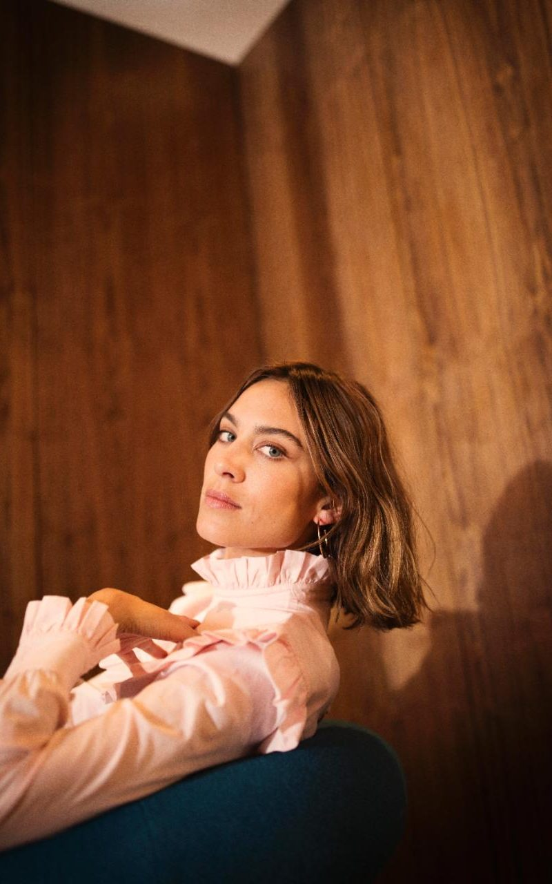 Alexa Chung Teams with Marks & Spencer