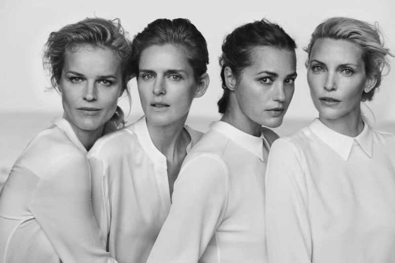 Giorgio Armani taps 90s supermodels for \'New Normal\' campaign