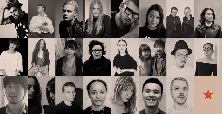 The 2016 LVMH Prize semi-finalists have been announced