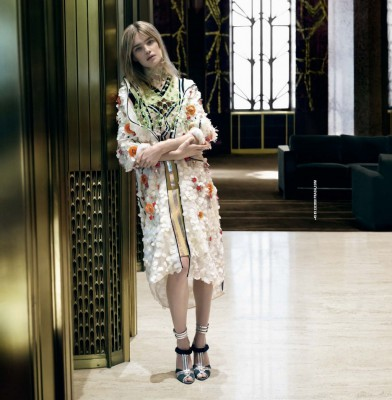 Prada reports stable numbers for 2015