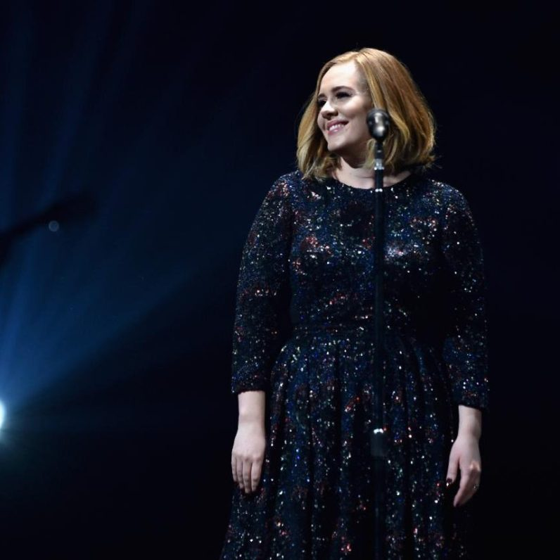 Burberry dresses Adele for her \'25\' world tour