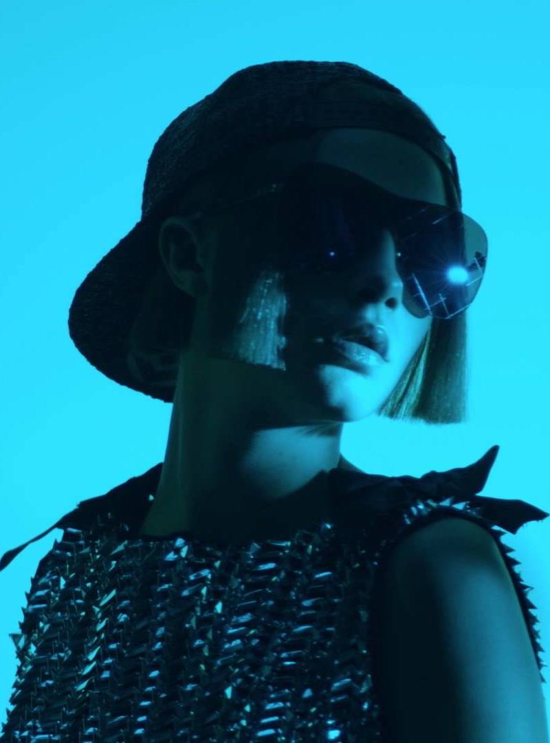 Cara Delevingne features in Chanel SS16 eyewear campaign