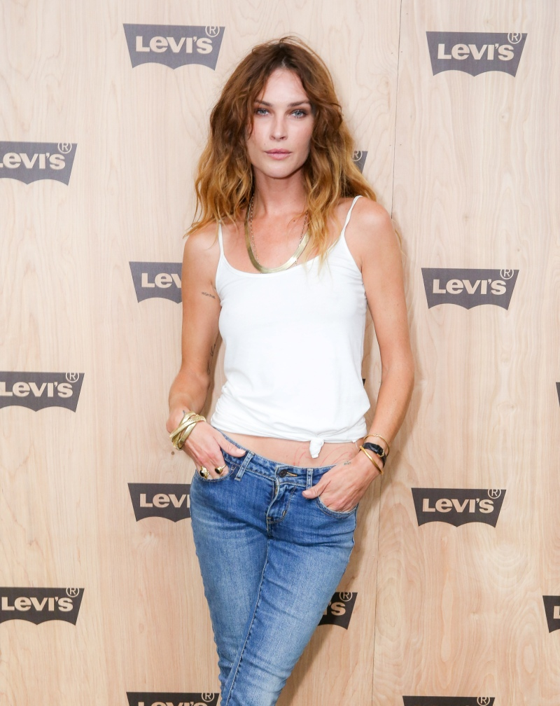Erin Wasson stars in Levis\' 501 Documentary