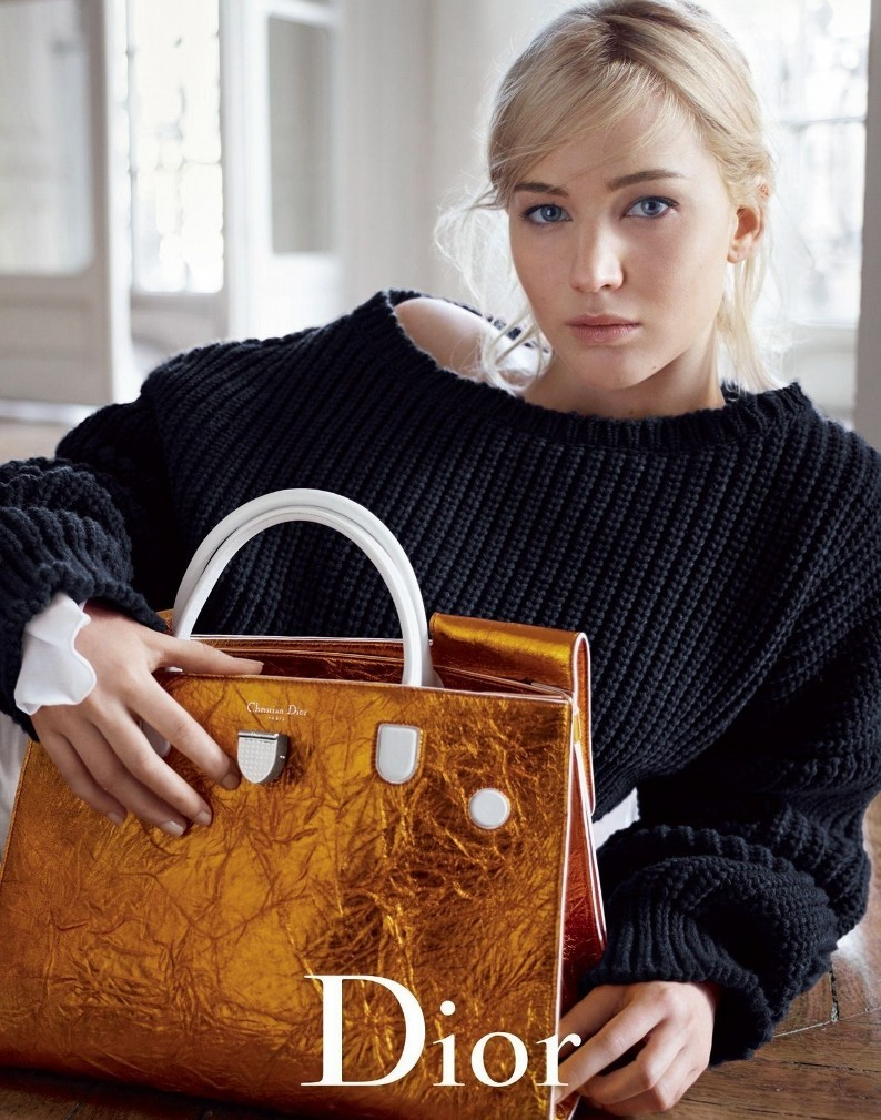 Jennifer Lawrence Stars In Dior\'s Summer 2016 Campaign
