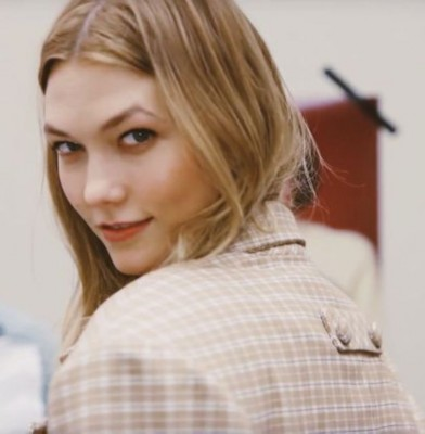 Karlie Kloss features LVMH prize finalists on Klossy YouTube Channel