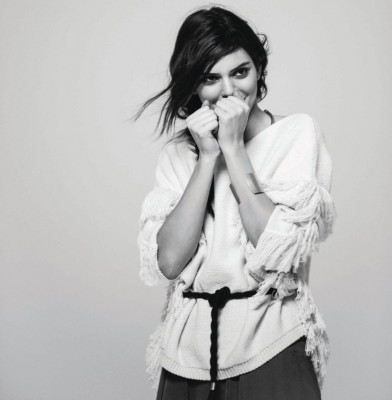 Kendall Jenner fronts Mango\'s \'Tribal Spirit\' campaign