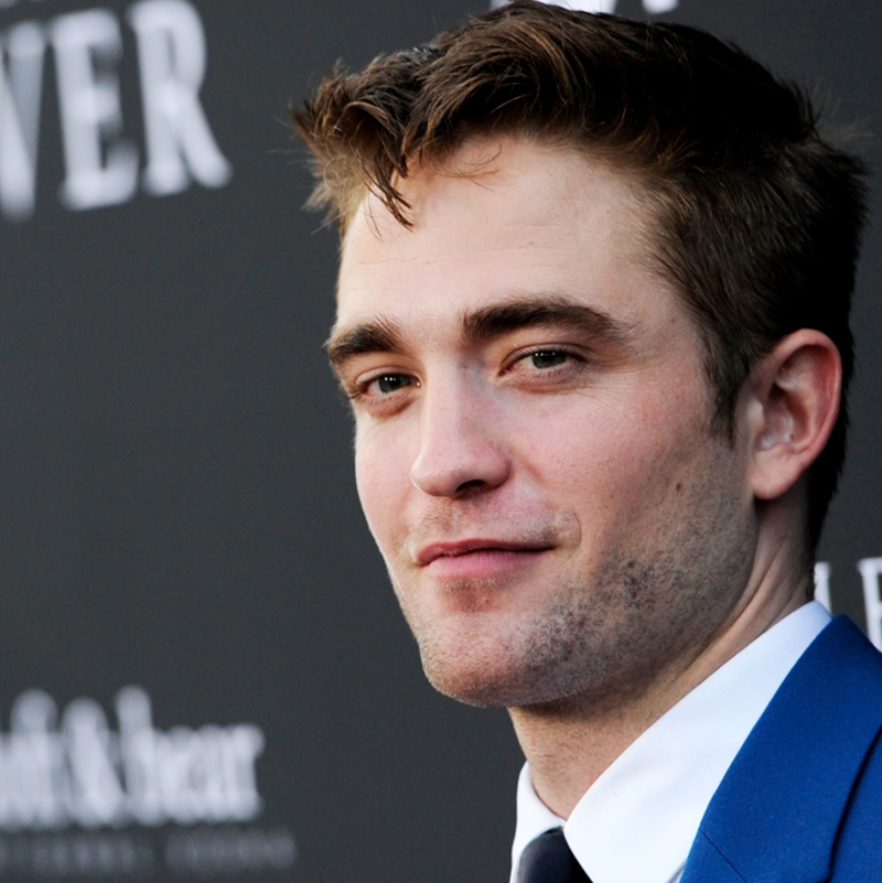 Robert Pattinson turns fashion designer