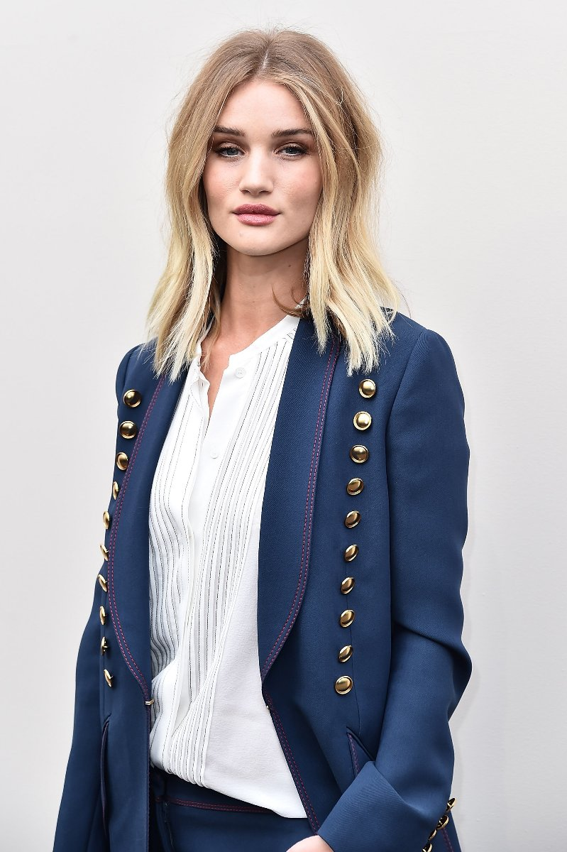 Rosie Huntington-Whiteley named Bulgari Ambassador