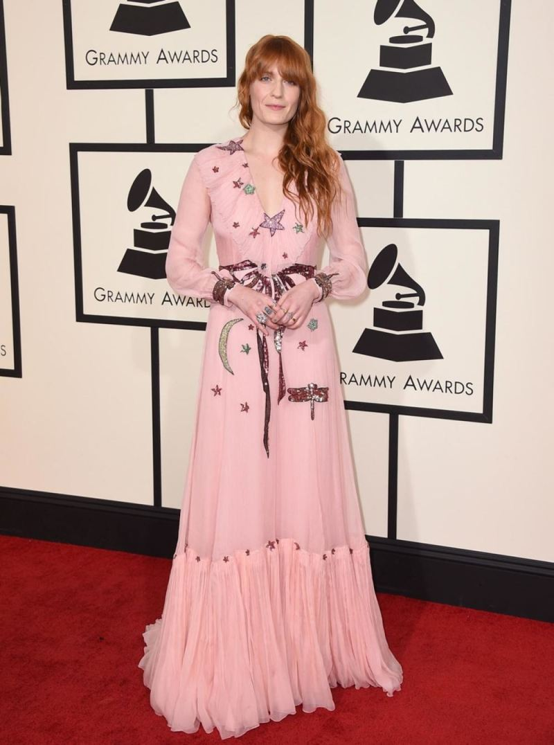 Gucci will dress Florence Welch for her world tour