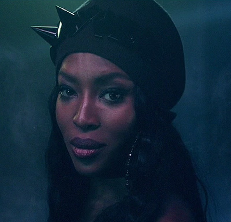 Naomi Campbell stars in ANOHNI Music Video