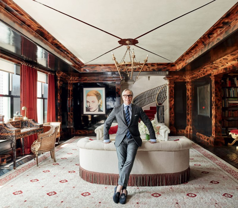 Tommy Hilfiger Turns Hotelier