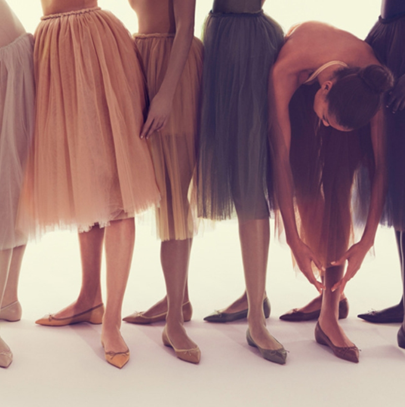 Christian Louboutin Introduces Nude Shoe Range