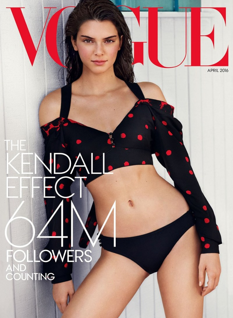 Kendall Jenner lands Special Edition of US VOGUE