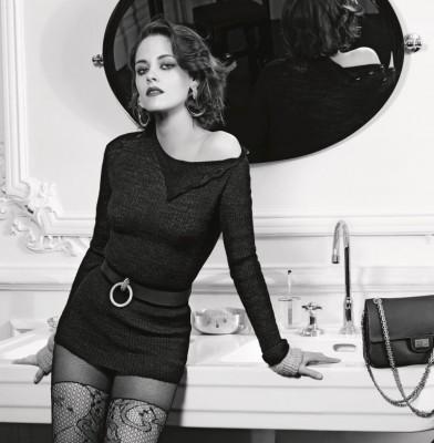 Kristen Stewart Stars In Chanel\'s Paris In Rome Campaign
