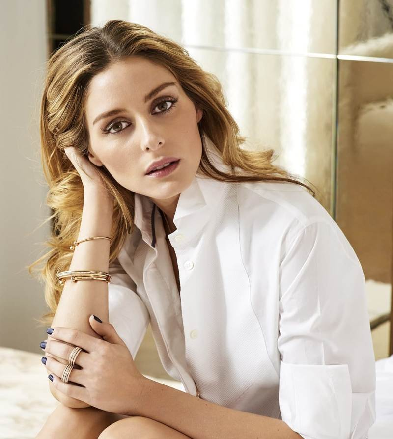 Olivia Palermo collaborates with Piaget