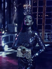 Rihanna Signs Deal With LVMH For Makeup Brand