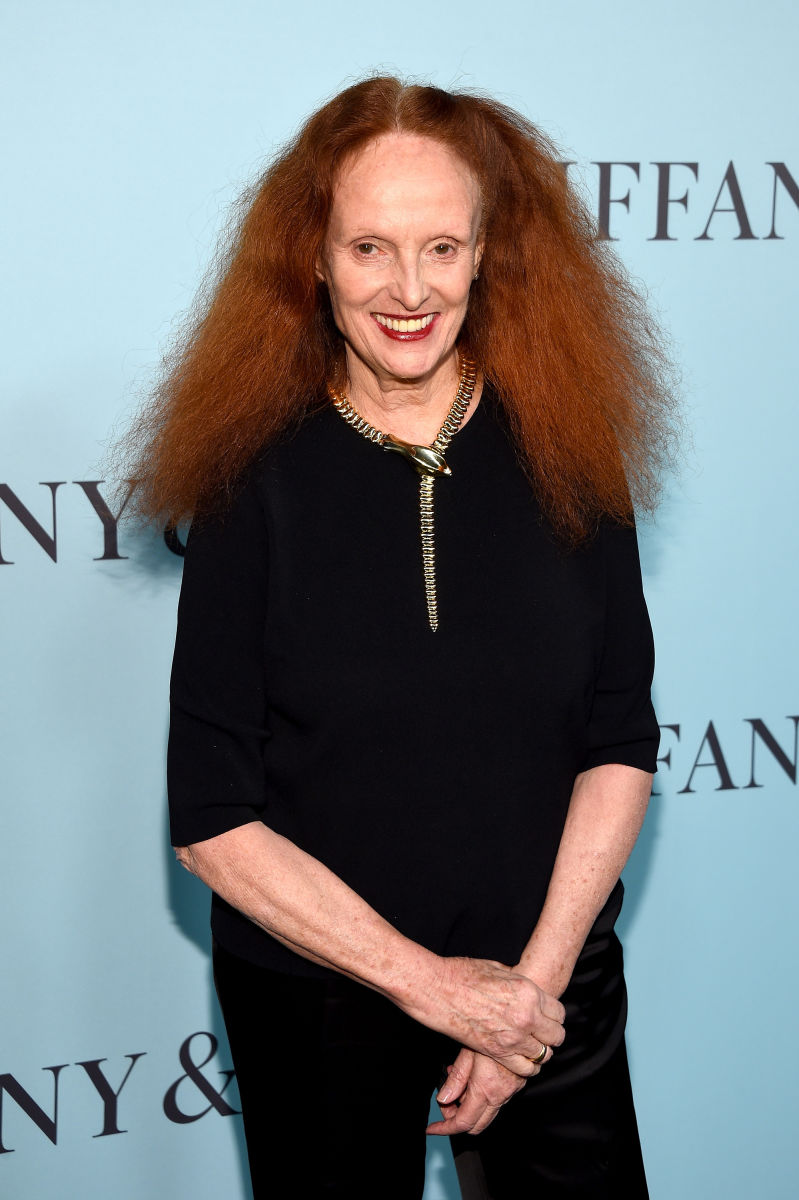 Tiffany & Co. Hires Grace Coddington