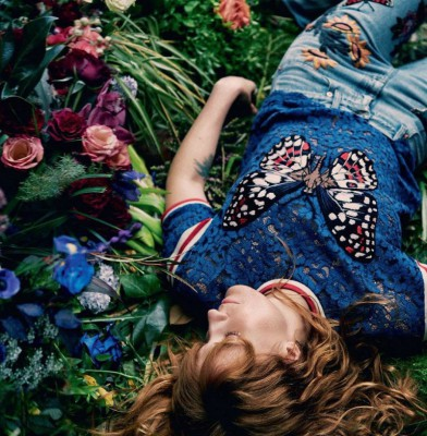 Gucci & Net-A-Porter Launch Exclusive Capsule Collection