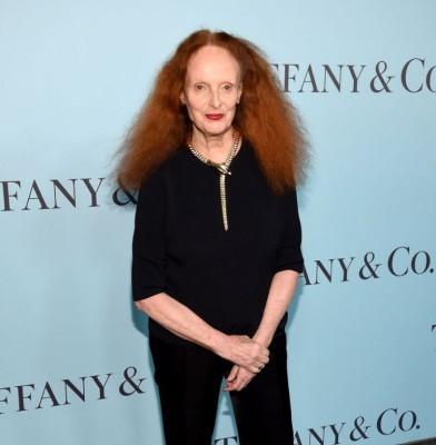 Tiffany & Co. Hires Grace Coddington