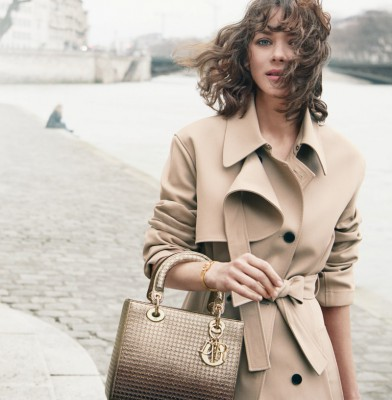 Marion Cotillard Stars in Lady Dior\'s Latest Campaign