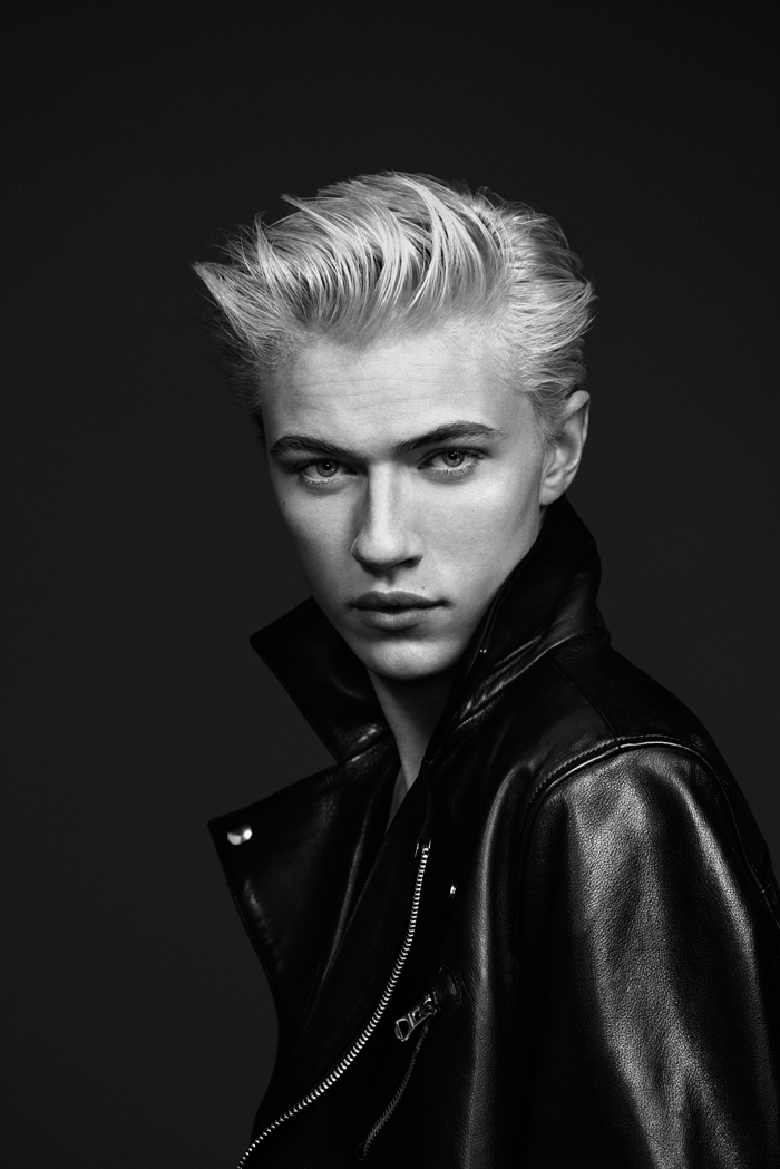 Lucky Blue Smith is the New Ambassador For L\'Oreal Men Expert
