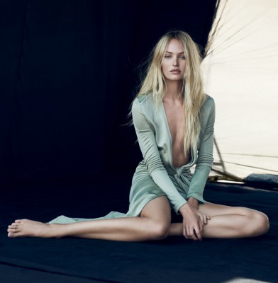 Candice Swanepoel Sizzles as the face of Givenchy\'s \'Dahlia Divin Le Nectar\'