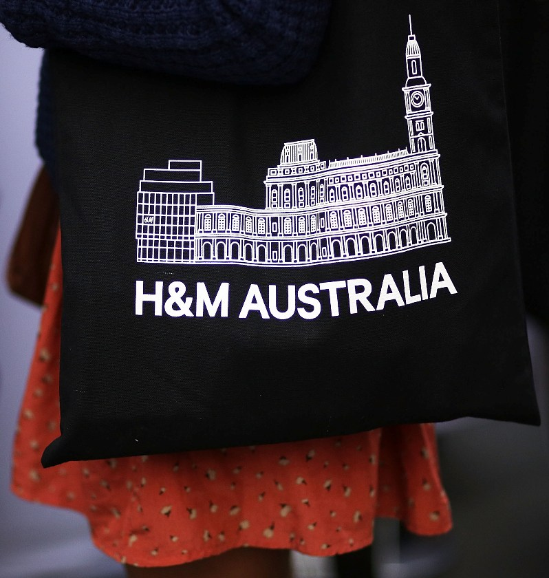 H&M Announces more Australian Store Locations