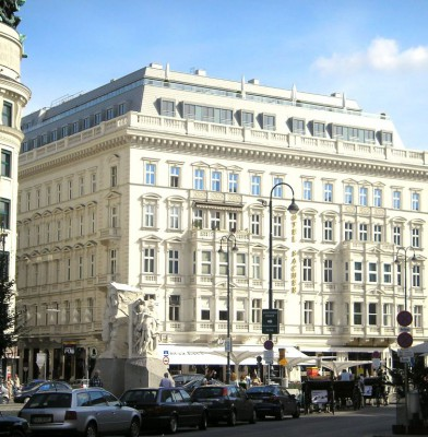 Hotel Sacher: A Synonym For Luxury In Vienna