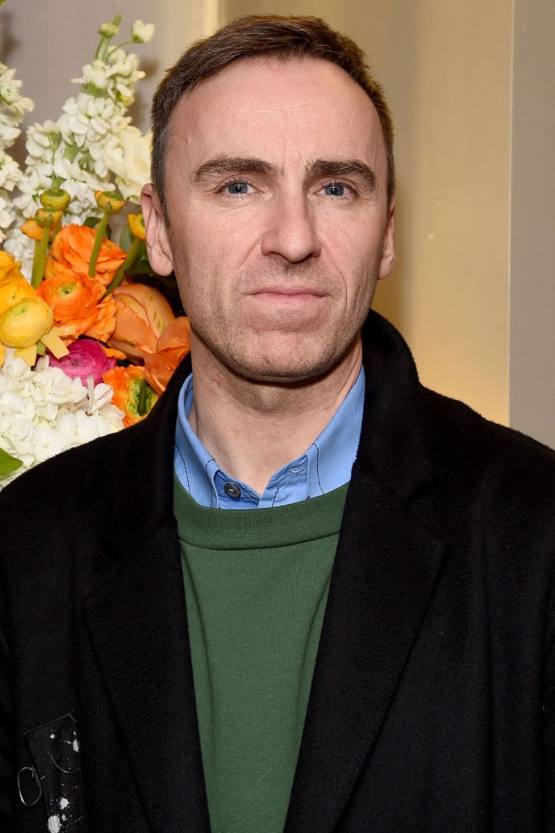 Raf Simons might be headed to Calvin Klein