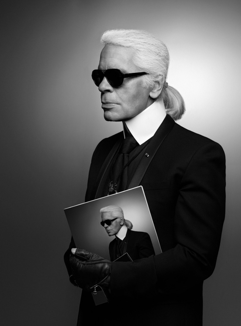 Karl Lagerfeld\'s \'Visions of Fashion\' Exhibition Opens At The Palazzo Pitti