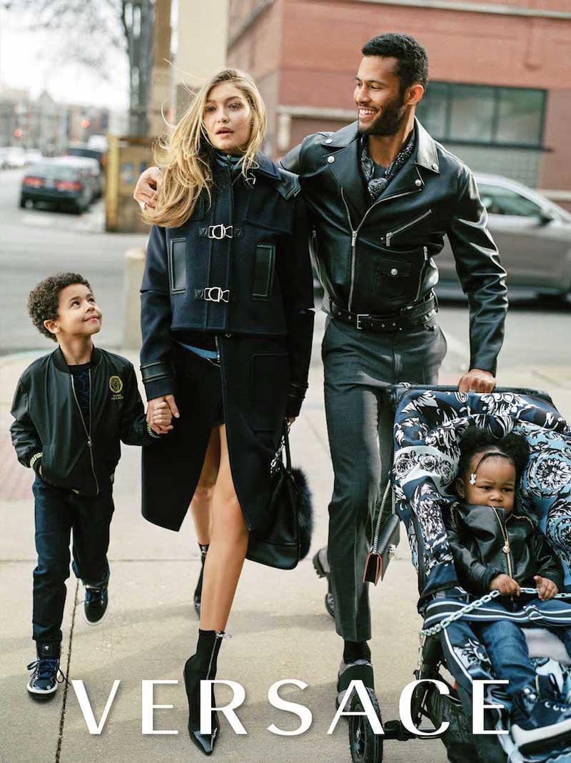 Donatella Versace defends Versace\'s latest campaign