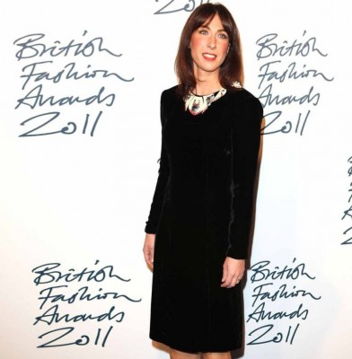 Samantha Cameron is launching a Fashion line
