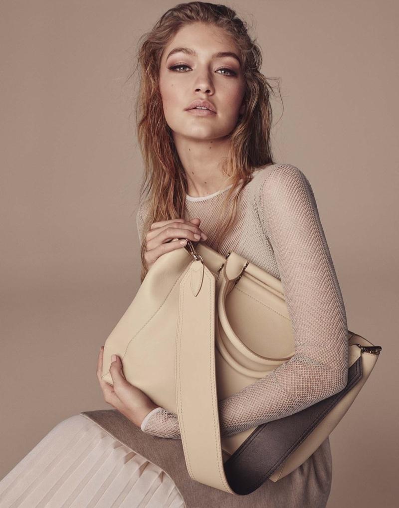 Gigi Hadid Fronts New Max Mara Campaign