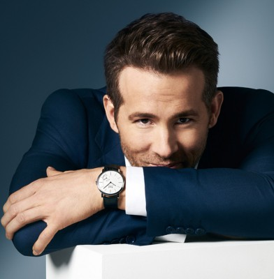 Ryan Reynolds is Piaget\'s New Brand Ambassador