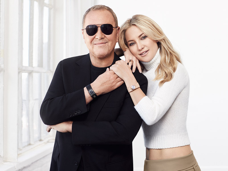 Kate Hudson Teams Up With Michael Kors To Support Watch Hunger Stop