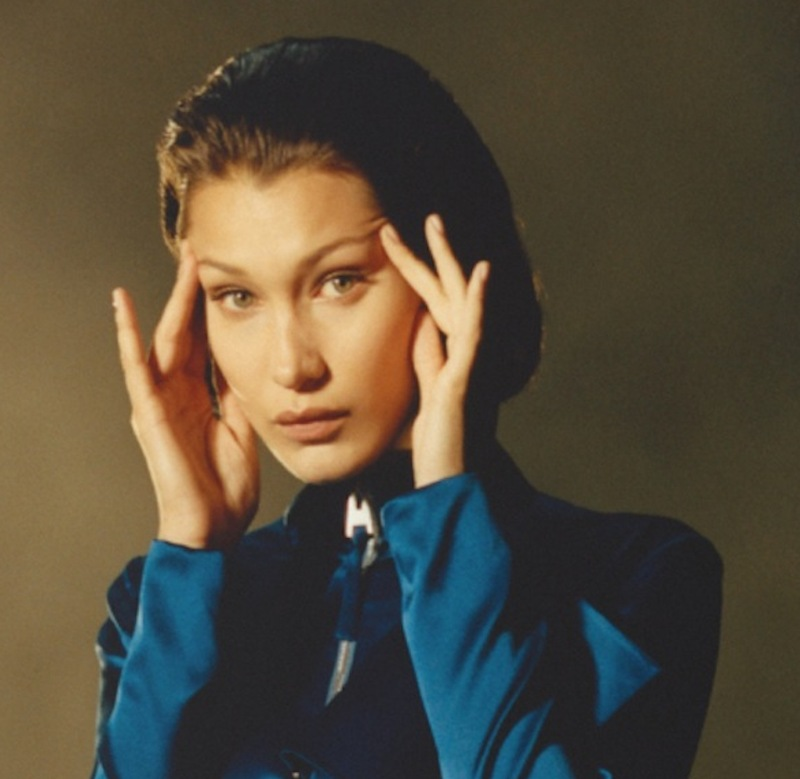 Bella Hadid Is the new face of J.W. Anderson\'s Fall Campaign