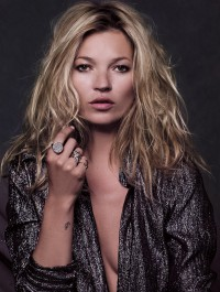 Calvin Klein and Opening Ceremony launch Kate Moss t-shirts