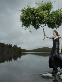 Annie Leibovitz shoots new Moncler campaign