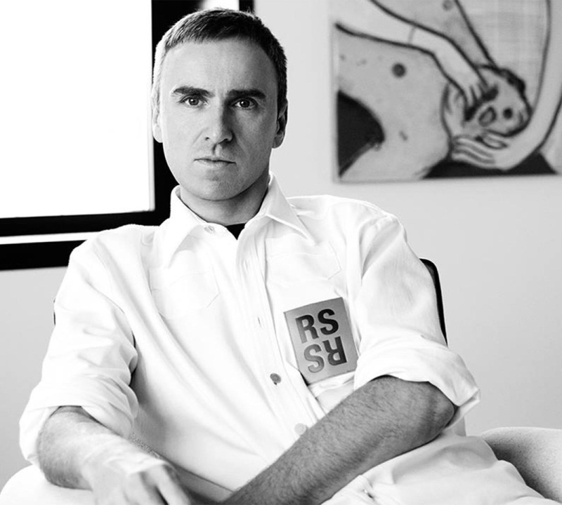 Raf Simons named Chief Creative Officer at Calvin Klein