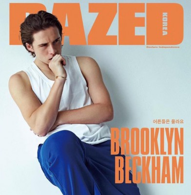 Brooklyn Beckham lands another major magazine cover