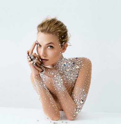Karlie Kloss shines in Swarovski\'s in \'Brilliant Inspiration\' campaign