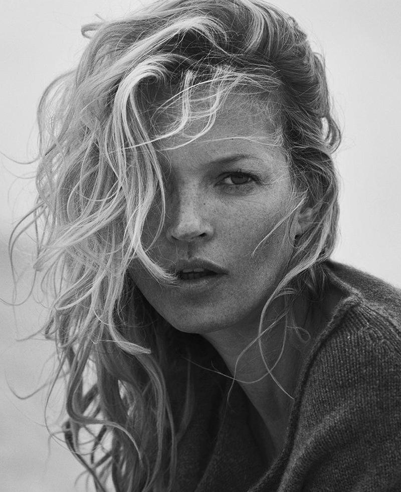 Kate Moss Fronts Naked Cashmere\'s Sexy New Campaign