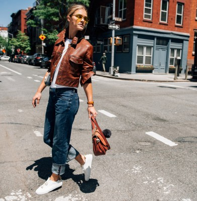 Nina Agdal shines in Michael Kors\' Accessories Campaign